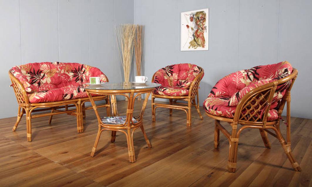 Комплект мебели - HAWAI`S DREAMS Set Rattan furniture