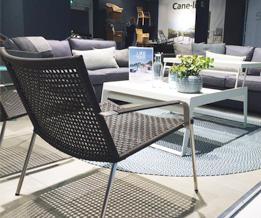 Дизайнерская мебель от Cane Line